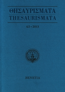 Thesaurismata-43(2013)